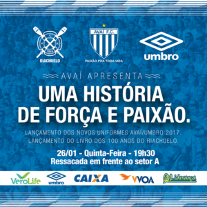 Foto: Site do Avaí F.C
